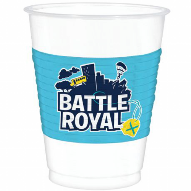 Fortnite Cups (8/pk)